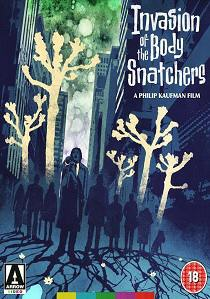 Invasion of the Body Snatchers artwork