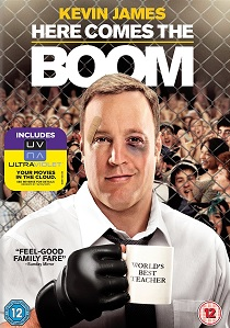 Here Comes The Boom (2012) artwork