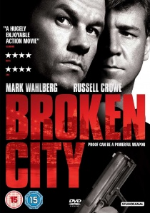 Broken City artwork
