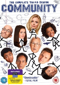 Community: The Complete Third Season artwork