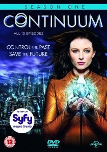 Continuum - Season 1 artwork