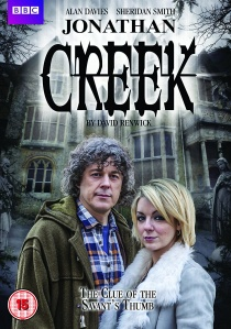 Jonathan Creek: The Clue of The Savant's Thumb artwork