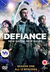 Defiance - Season 1 artwork