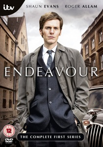 Endeavour: Series 1 (2012) artwork