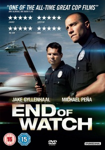 End Of Watch (2012) artwork