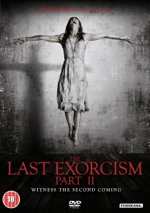 The Last Exorcism: Part II artwork