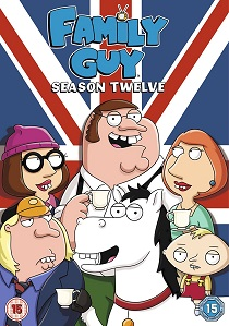 Family Guy : Season 12 artwork