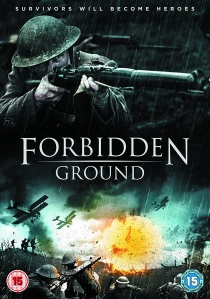 Forbidden Ground artwork