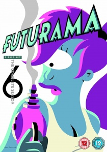 Futurama: Season 6 artwork