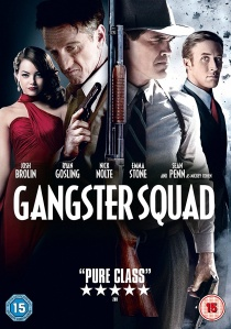 Gangster Squad artwork