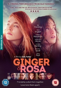 Ginger & Rosa artwork