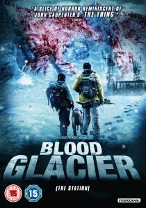 Blood Glacier (2013) artwork