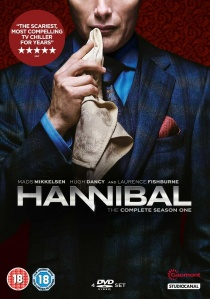 Hannibal The Complete Series One artwork