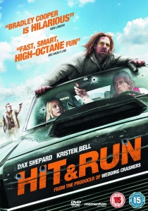 Hit and Run (2012) artwork