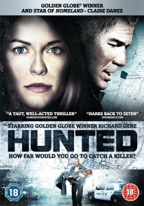 Hunted (2012) artwork