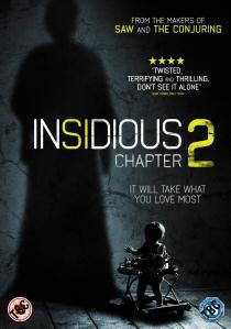 Insidious Chapter 2 artwork