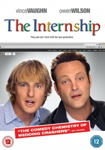 The Internship (2013) artwork