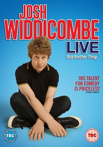 Josh Widdicombe Live: And Another Thing artwork