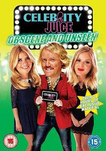 Celebrity Juice - Obscene and Unseen artwork