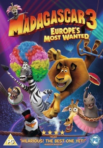 Madagascar 3: Europe's Most Wanted (2012) artwork