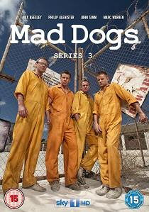 Mad Dogs: Series 3 (2011) artwork