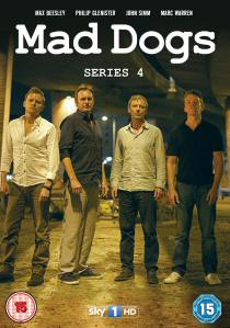 Mad Dogs: Series 4 artwork