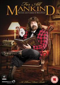For All Mankind: The Life And Career Of Mick Foley (2013) artwork