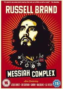 Russell Brand - Messiah Complex artwork