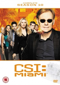 CSI Miami: Season 10 artwork