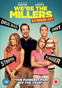 We're The Millers artwork