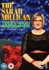 The Sarah Millican Television Programme - Best of Series 1-2 (2012) artwork