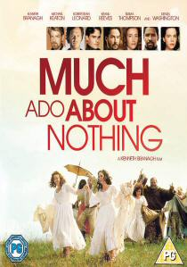 Much Ado about Nothing artwork