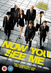 Now You See Me (2013) artwork