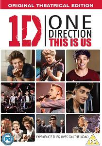 One Direction: This is Us artwork