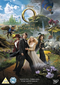 Oz, The Great and Powerful artwork