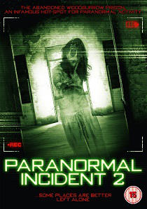 Paranormal Incident 2 artwork