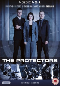 The Protectors : The Complete Season One artwork