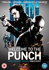 Welcome to the Punch (2013) artwork