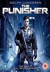 The Punisher (1989) artwork