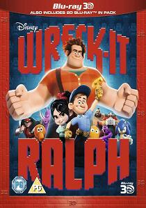 Wreck-It Ralph artwork