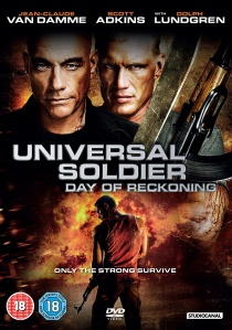 Universal Soldier Day Of Reckoning artwork