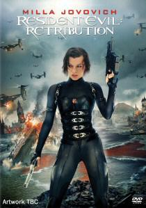 Resident Evil: Retribution artwork