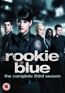 Rookie Blue - Season 3 artwork