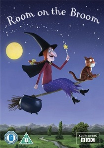 Room On The Broom artwork