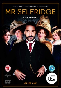Mr Selfridge: Series 1 (2013) artwork