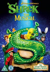 Shrek The Musical artwork