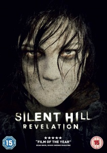 Silent Hill: Revelation artwork