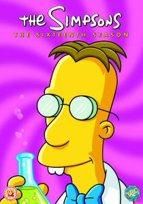 The Simpsons: Season 16 (1989) artwork