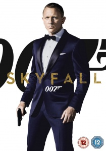 Skyfall (2012) artwork