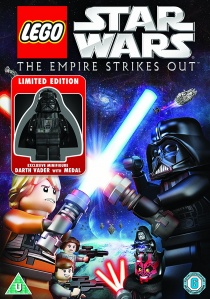 LEGO Star Wars:  The Empire Strikes Out artwork